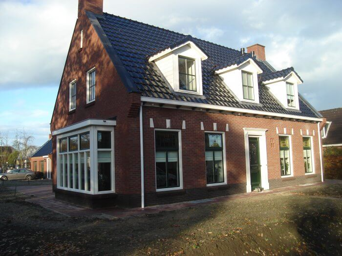 Dakkapel en kunststof kozijnen Leeuwarden