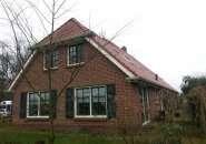 Kunststof kozijnen bij renovatie en verbouw boerderij in Boijl (2)