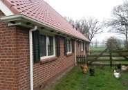 Kunststof kozijnen bij renovatie en verbouw boerderij in Boijl (3)