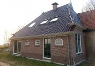 Kunststof kozijnen in Oosterwolde 1 (Friesland)