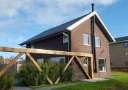 Kunststof kozijnen voor nieuwbouw woning en bedrijfspand