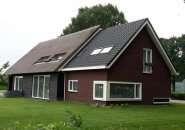Kunststof Kozijnen Houtnerfstructuur Hooghalen (Drenthe)