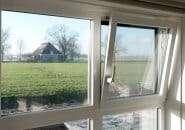 Kunststof gevelbekleding in Friesland 9