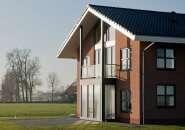 Nieuwbouw woning aluminium kozijnen 2