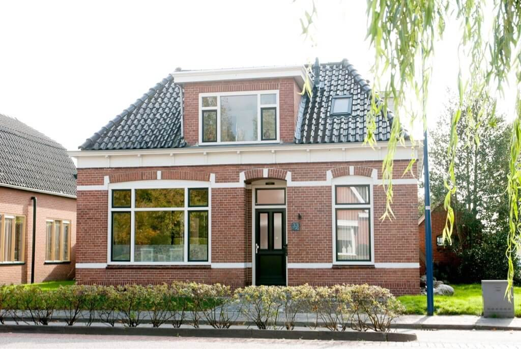 Kunststof kozijnen in Marum (Groningen)