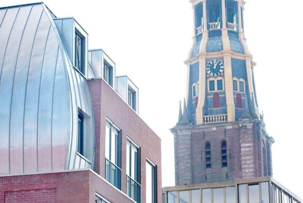 Kunststof kozijnen in Groningen stad